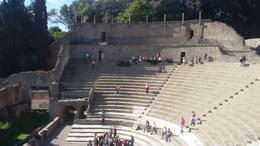 Pompei Theatre , Chavdar A - October 2017