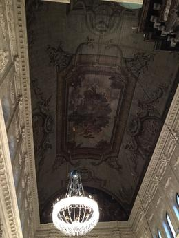 Ceiling of the Amsterdam Palace , GothicCruise - November 2017
