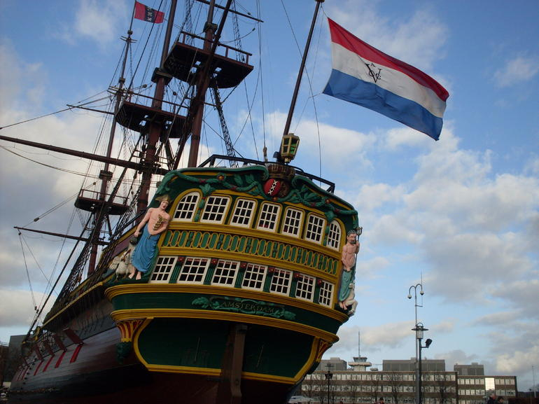 A proud naval tradition - Amsterdam