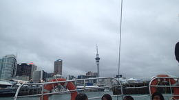 Auckland Harbour Dinner Cruise , Brittany T - October 2013