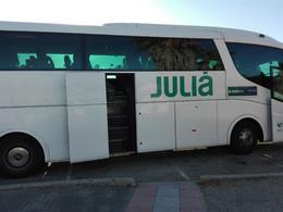 Il bus del tour , Massimo N - August 2016