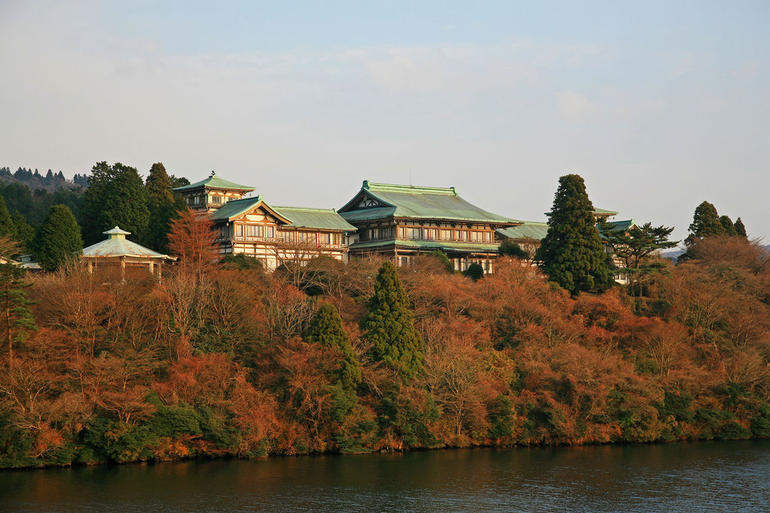 Charming Lake Ashi - Tokyo