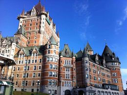 Chateau Frontenac , steven v - October 2015