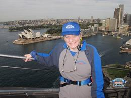 Climbing the Sydney Harbour Bridge! - August 2012