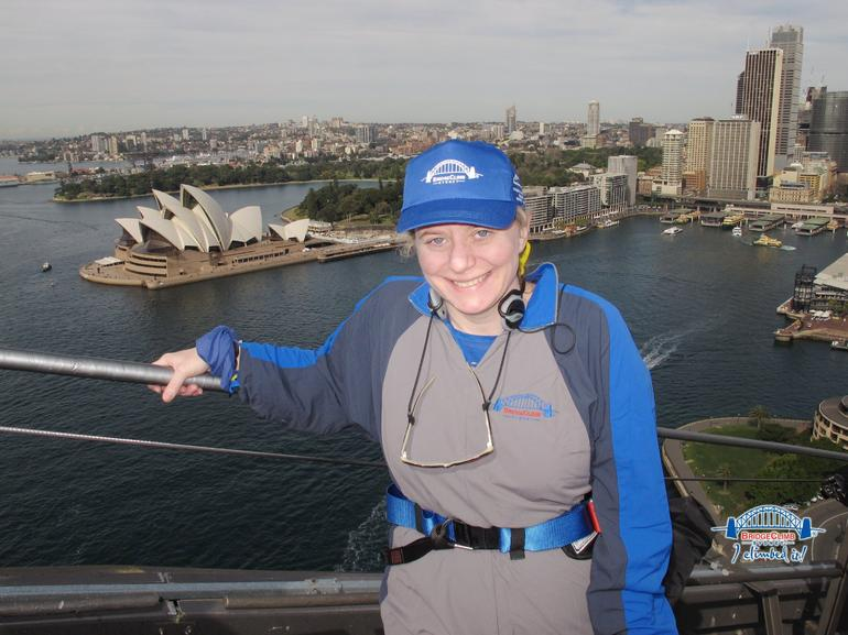 Climbing the Sydney Harbour Bridge! - Sydney