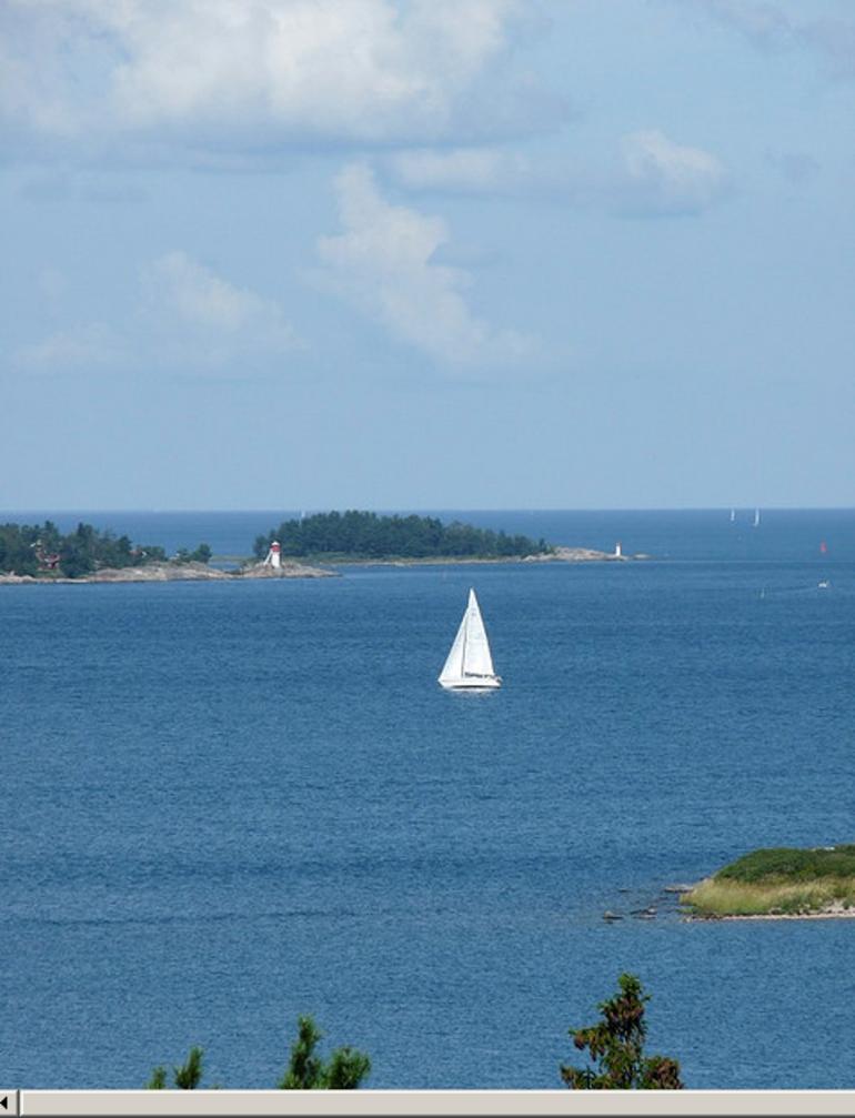 Fejan Sailboat - Stockholm