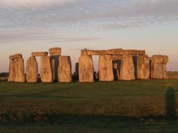 Stonehenge just after sunrise , Rick S - September 2012