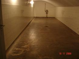 """Storage facility"" for victims who had passed away. - November 2008"