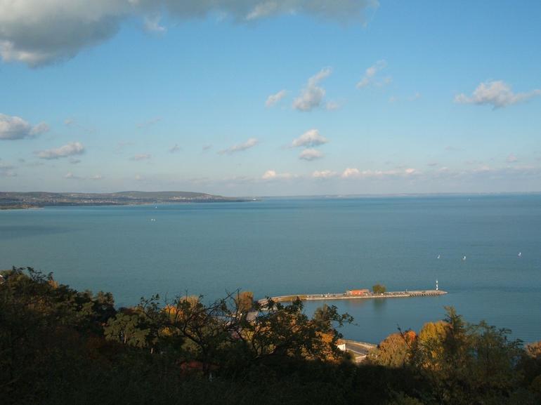 Lake Balaton - Budapest