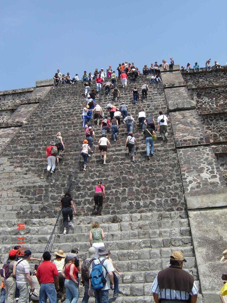 Let's climb - Mexico City