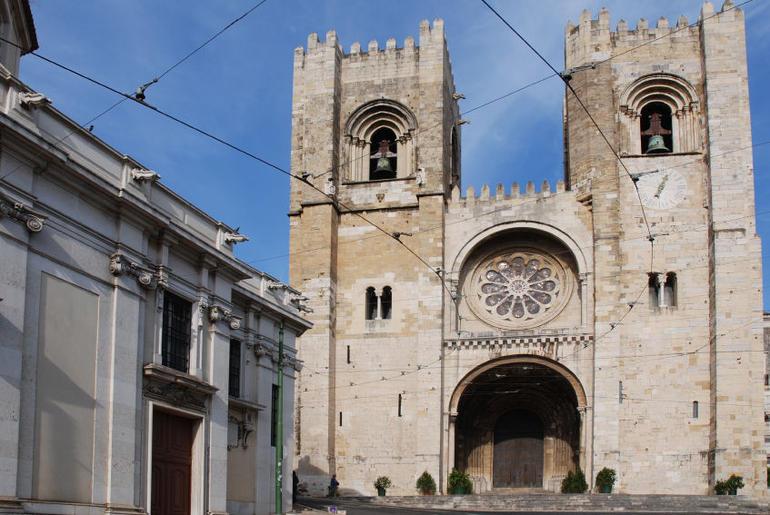 Lisbon Cathedral - Lisbon