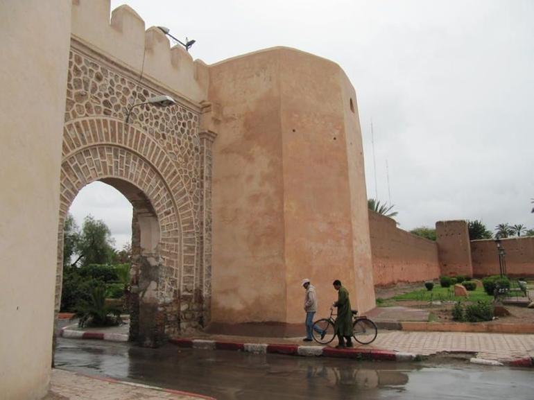 Medina city walls - Marrakech
