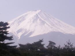Mount Fuji in March., Matthias B - April 2008