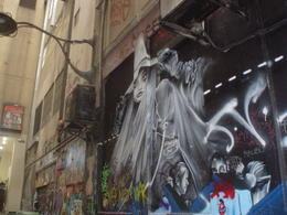 Street Art , Shazzie - August 2012