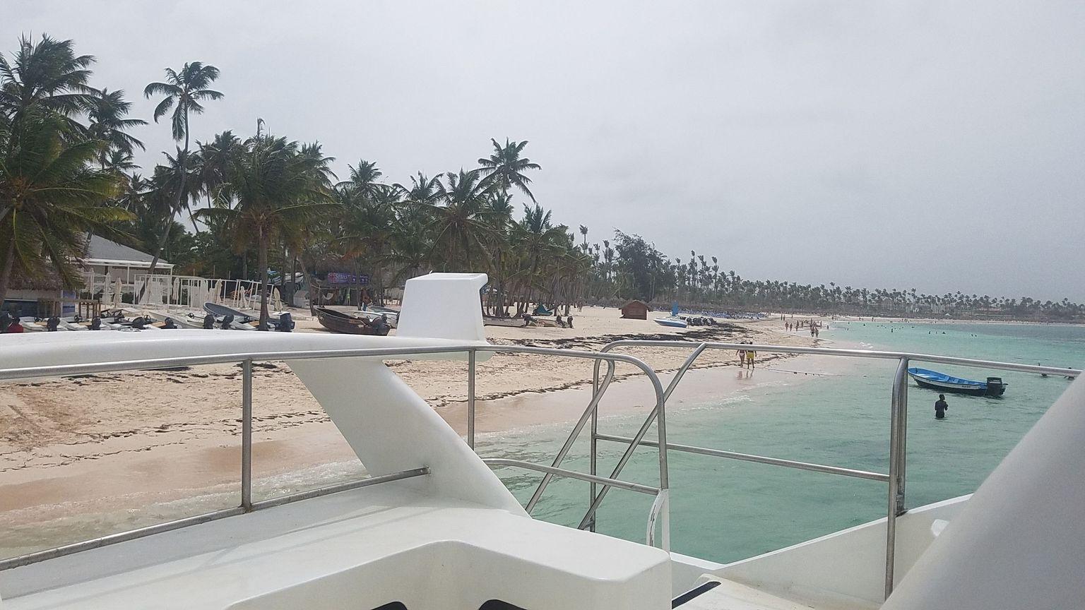 MÁS FOTOS, Half-Day Tour: Parasailing & Snorkeling Cruise from Punta Cana