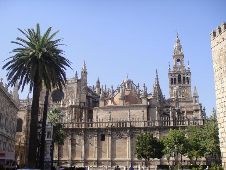Seville Card - Seville