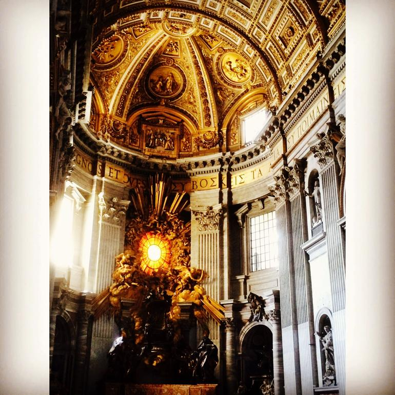 St. Peter's - Rome