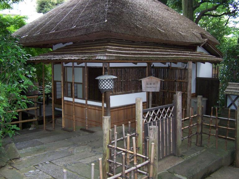 tea ceremony building - Tokyo