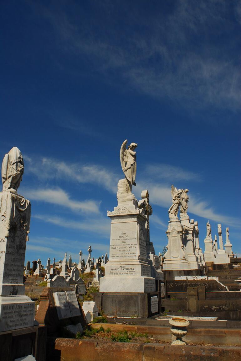 The Graveyard - Sydney