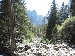 uitzicht vanaf de waterval , Cornelia v - April 2014
