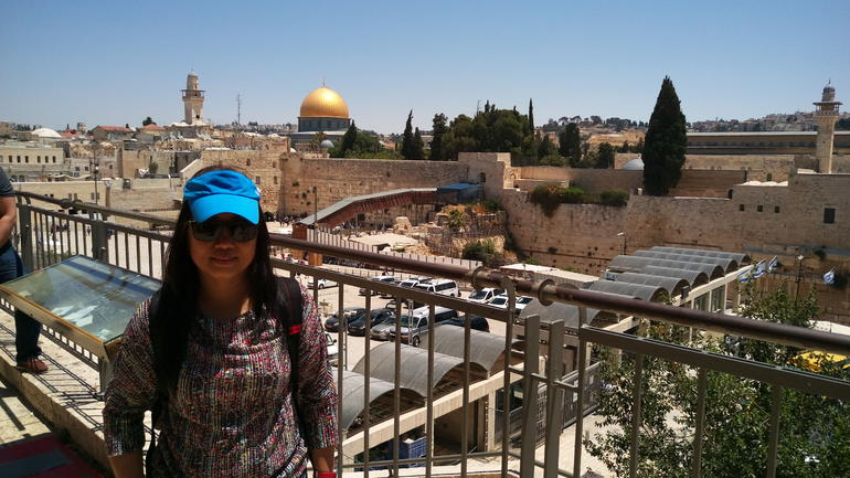Jerusalem and Bethlehem Tour from Jerusalem