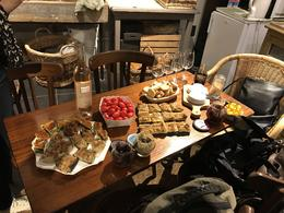 A final sampling of tasty Provence treats for our group. , Mary M - October 2017