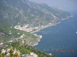 Overlooking Ravello Bay., Graham M - August 2008