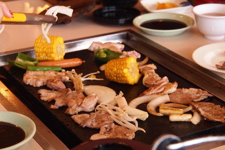 BBQ Lunch - Tokyo