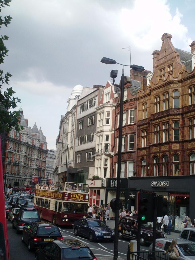 Busy London Streets - London
