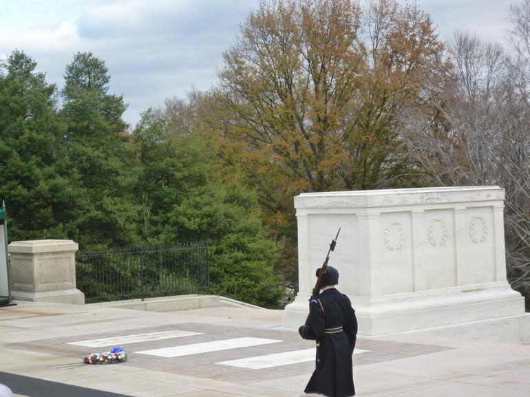 Changing of the Guard - Washington DC
