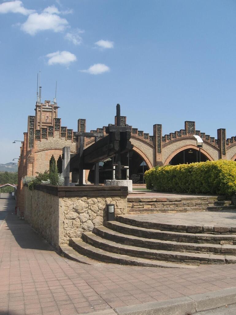 Cordorniu Winery - Barcelona