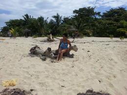 On the Beach Tivua Island , Thomas C - February 2012