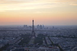 Eiffel Tower from Montparnasse , Johann G - September 2012
