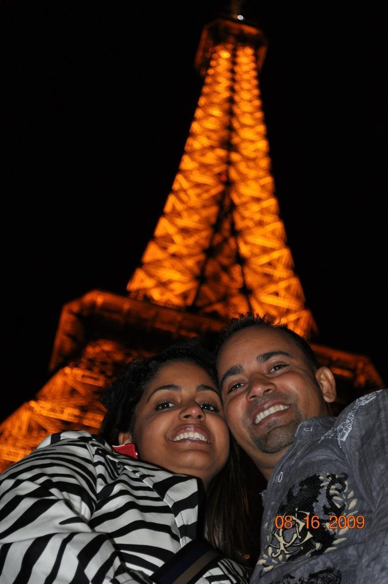 Eiffel Tower Dinner & Cruise - Paris