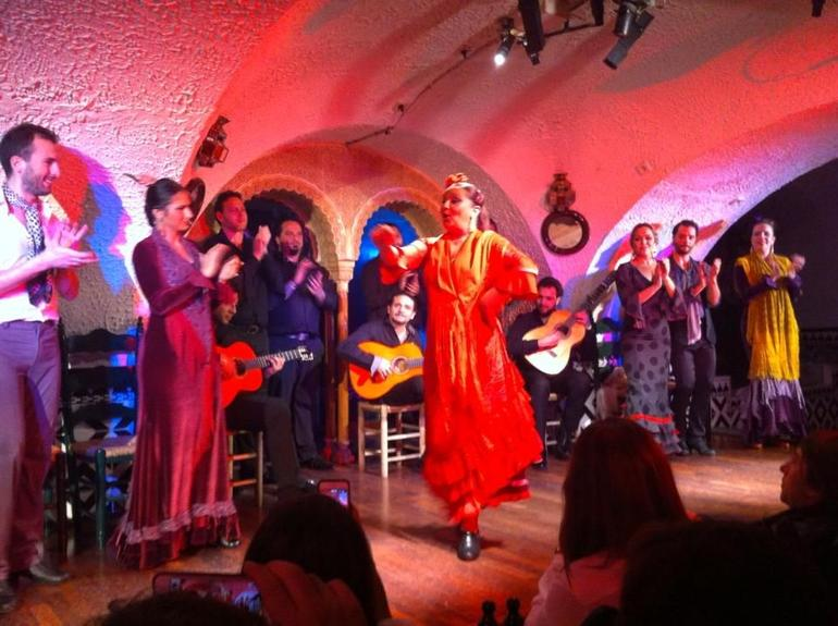 Flamenco @ Tablao Flamenco Cordobes - Barcelona