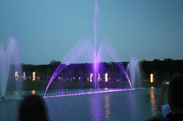 Fountain show , Sandis C - September 2012