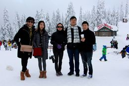 Connie, Amy, Ling, Eric and Ying , LING P - January 2016