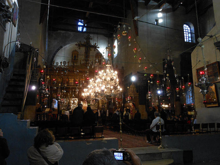 Holy Navity Church - Jerusalem