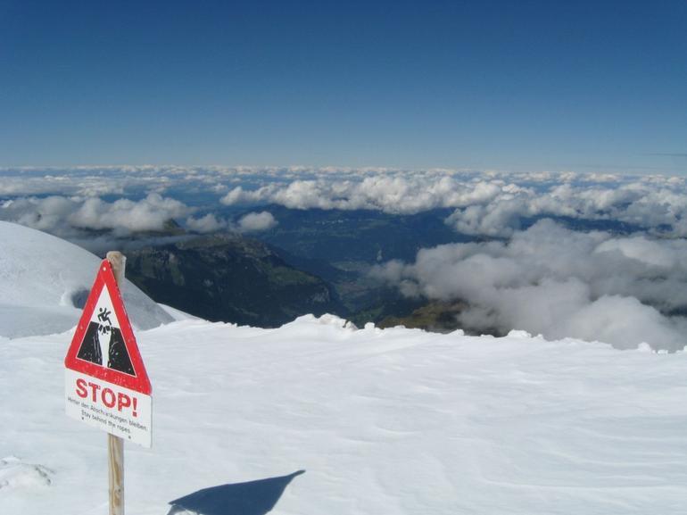 Jungfraujoch Summit - Zurich