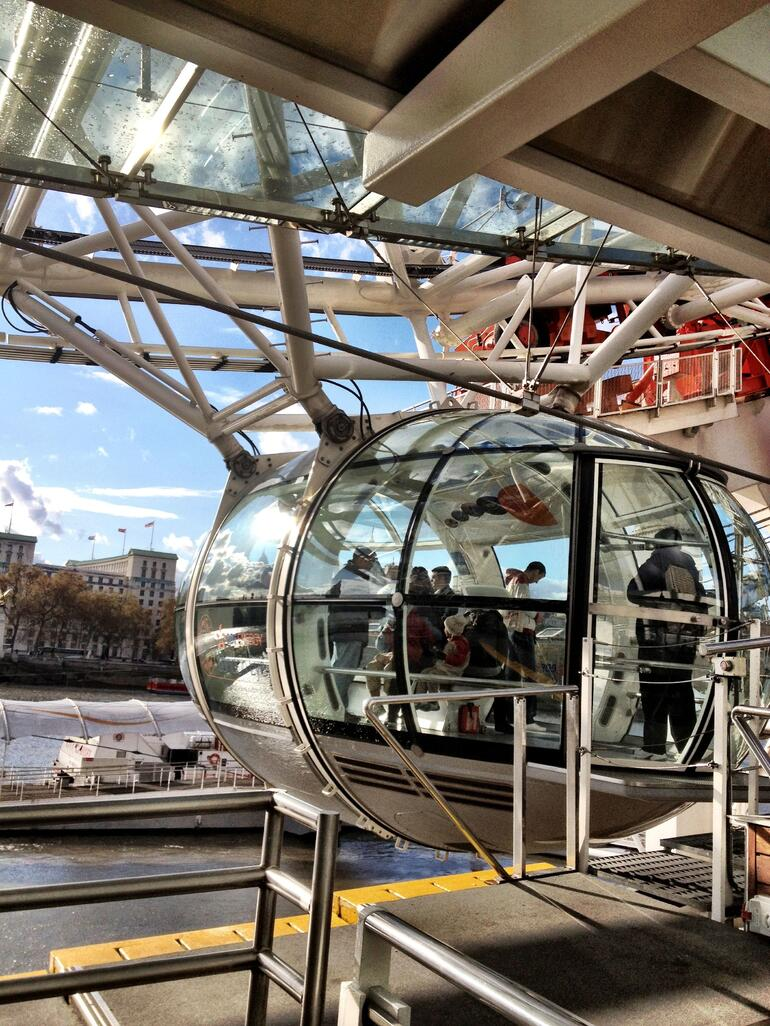 London Eye 5 - London