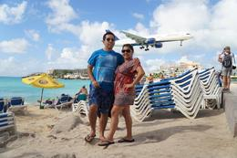 My husband and I absolutely loved the airport beach. The environment, food and beach was very entertaining to see while planes arrived or departed. We will be back!! , Jennifer V - January 2015