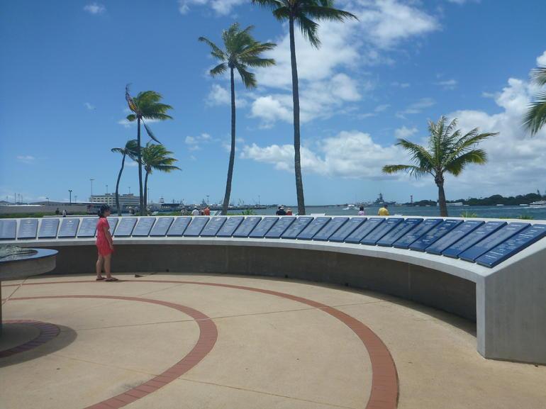 Memory wall - Oahu