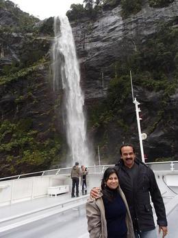 My wife Vasa and I , JOSEPHSURESH K - June 2014