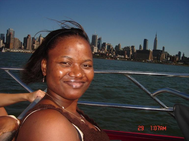 NYC Speedboat Ride - New York City