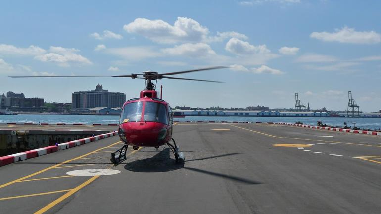 Our NYC Helicopter - New York City