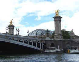 Bridge taken from the boat. , PAULAZ - July 2012