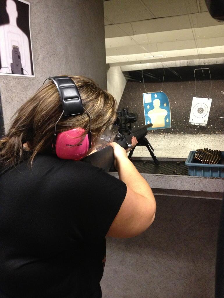 Sniper Rifle - Las Vegas