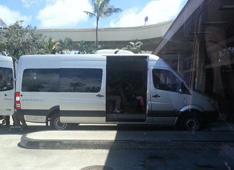 Speedi Shuttle - Oahu