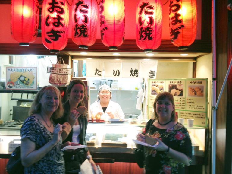 Taiyaki Dessert Stand - Tokyo
