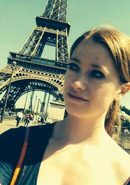 Enjoying the Eiffel Tower , angelique.flinn - July 2014